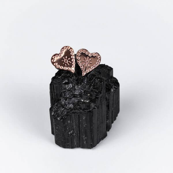 Small-Copper-Milagros-Heart-Earrings